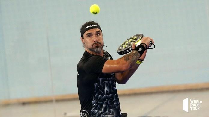 Agustín G. Silingo se clasifica para cuartos de final del Estrella Damm Menorca Open 2020
