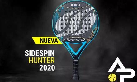 Nuevo modelo Hunter 2020 de Side Spin