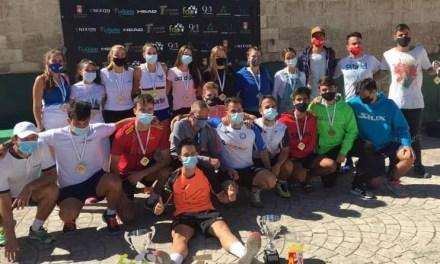 Resultados del Campeonato de Andalucía por Equipos Absolutos de 3.º categoría