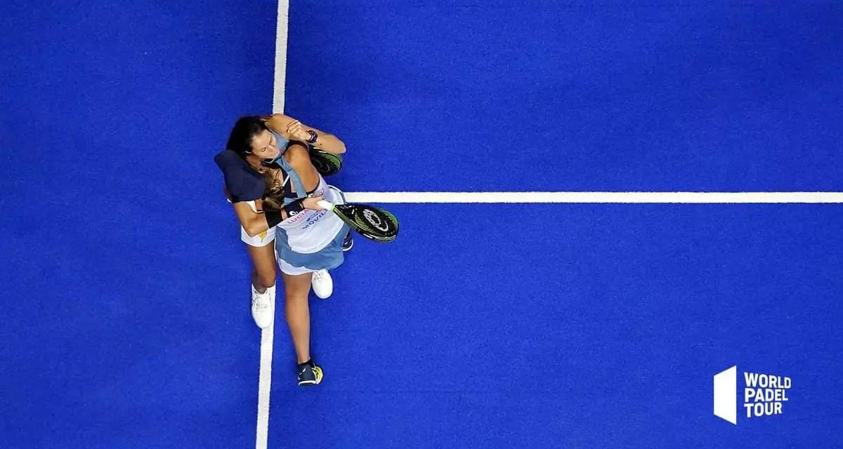 Gemma Triay y Lucía Sainz ganadoras del Barcelona Master 2020