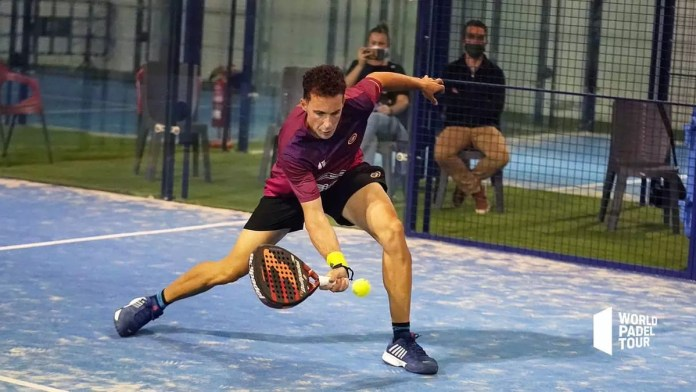 Clasificados fase previa masculina Alicante Open 2020