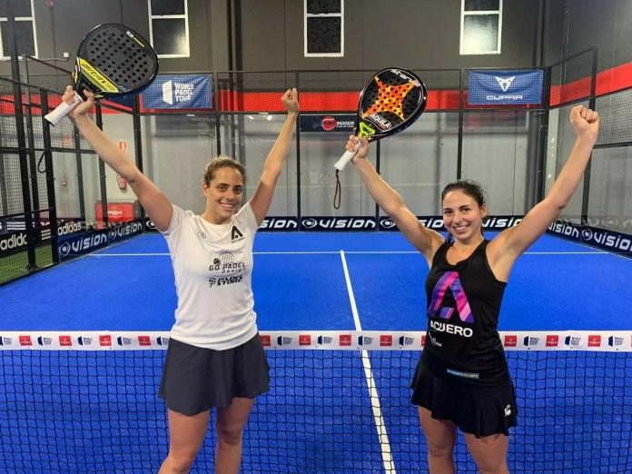 Fase de previas femeninas del Cupra Las Rozas Open 2020