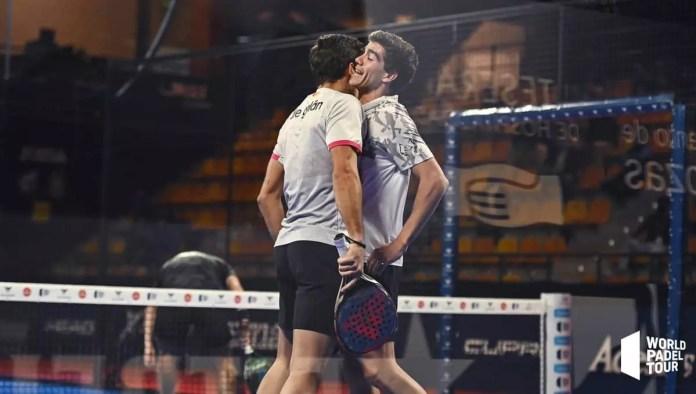 Ronda de cuartos masculinos del Cupra Las Rozas Open 2020