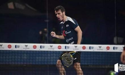 Javi Rico, el primer valenciano en disputar el Master Final