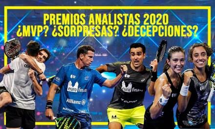 ¡NUEVO VIDEO! Premios Analistas 2020: ¿MVP? ¿Sorpresas? ¿Decepciones?