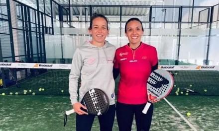 Virginia Riera y Patty Llaguno nueva pareja WPT