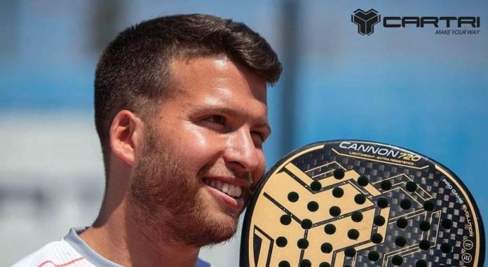 David Antolín, un año más en el Team Cartri
