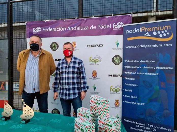 Jaén acoge el Campeonato Andaluz de Veteranos