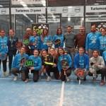La gran batalla del pádel por equipos en Andalucía