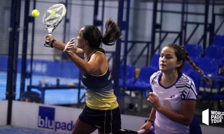Las cuatro duplas femeninas que pasan al cuadro final en Alicante