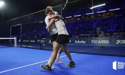 Definidas las finales del Adeslas Madrid Open