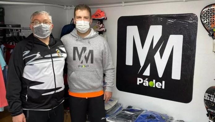 La Federación de Pádel de Ceuta se une con MM PADEL