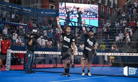 Bela y Sanyo a semifinales en Valladolid