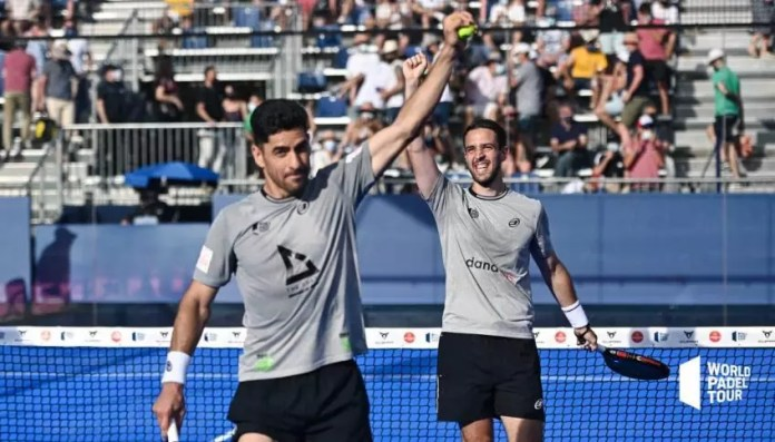Maxi y Capra campeones en Valladolid