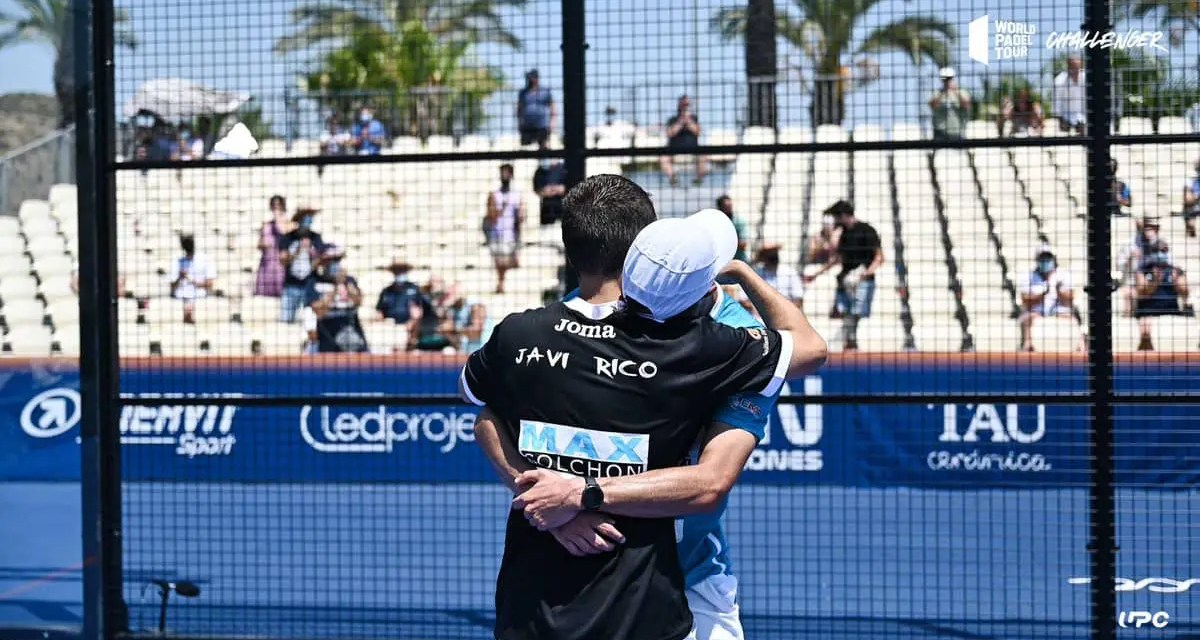Momo González y Javi Rico campeones del WPT Challenger Marbella