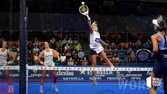 Bea González en semifinales del Menorca Open 2021
