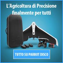 Drone per Agricoltura di Precisione
