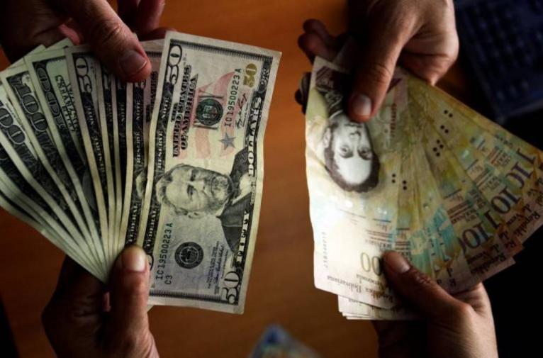 Dólares muy caros