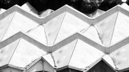 Techo de la Facultad de Arquitectura y Urbanismo. Foto: Roberts González