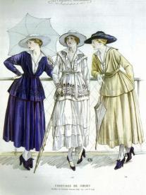 Diseños creados por Coco Chanel