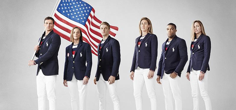 e4f6a0666 Las Olimpiadas Fashion  Lo que usarán los atletas en Río 2016 ...