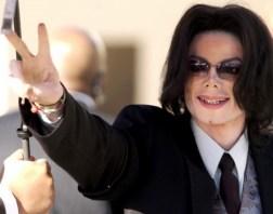 """Michael Jackson, el """"Rey del pop"""""""