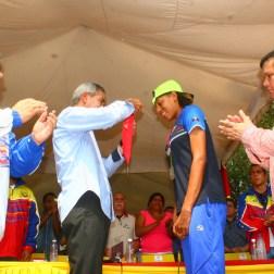 Ejecutivo Regional declara a Yulimar Rojas Hija Ilustre de Anzoátegui Foto: Prensa Gobernación de Anzoátegui