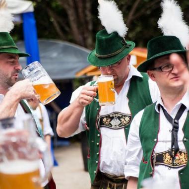 Oktoberfest Colonia Tovar, versión 2015