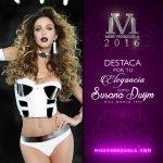 Miss Miranda, Miss Elegancia 2016 / Foto: @missvenezuela