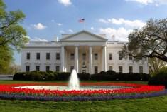 Casa Blanca, residencia del presidente de Estados Unidos