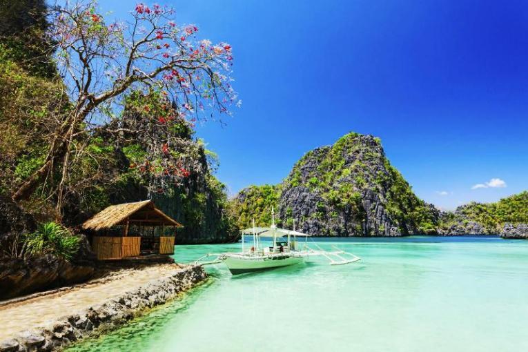El Nido de Palawan, un destino tropical de Filipinas