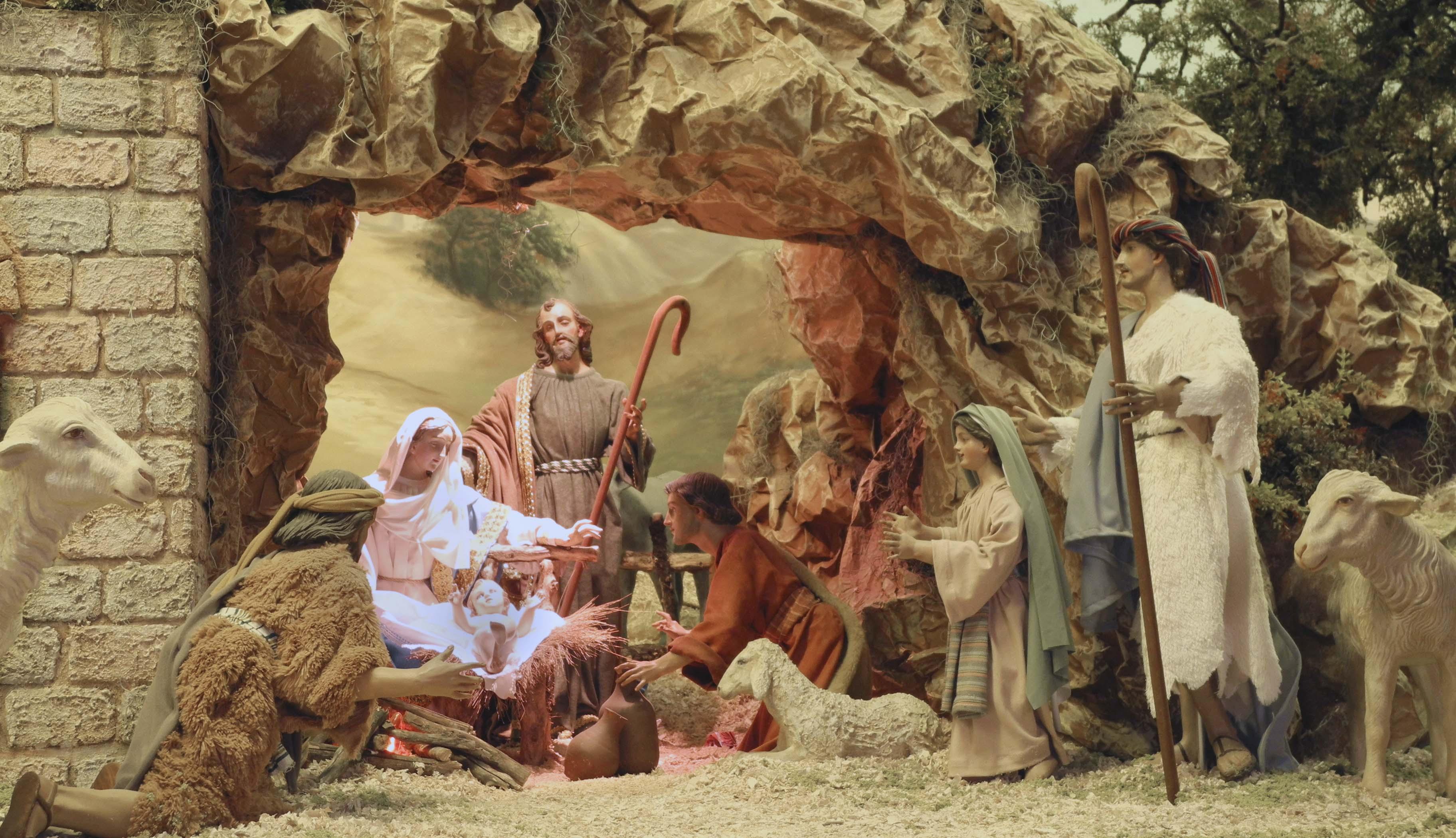 Fotos De El Pesebre De Jesus.El Pesebre Una Tradicion Que Habla Del Mesias Y La Cultura