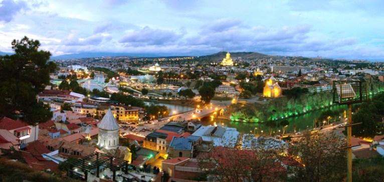 Tiflis es un gran destino si se quiere conocer Georgia