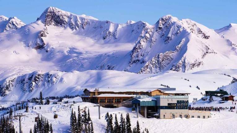 Whistler, un destino de Columbia Británica