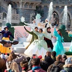 Espectáculos de princesas y príncipes en Disneyland Paris /Foto: Disneyland Paris