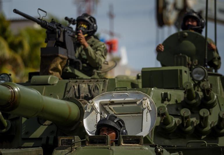 El riesgo militar