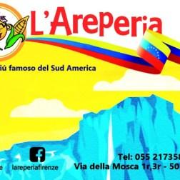 Menú L'Areperia