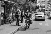 Tabaré Alonso en Caracas. Fotografía: Gabriel Torres. Instagram: @gaboalexandeer