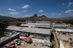 La Penitenciaría General de Venezuela, en San Juan de los Morros, estado Guárico (Venezuela). Foto: EFE