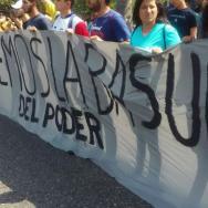 Sociedad civil y partidos políticos en Maracay./ Foto: Laudelyn Sequera