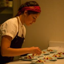 """Pop-up dinners"" Tepuy, por Adriana Urbina"