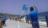 Este domingo, tal y como estaba previsto, el parque temático Armando Reverón en Macuto sirvió de escenario para que la Fundación Mundo Azul celebrara el día