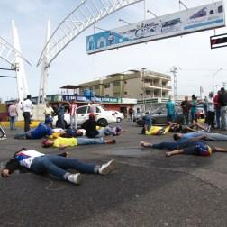 Homenaje a los caídos/Foto: Corresponsal