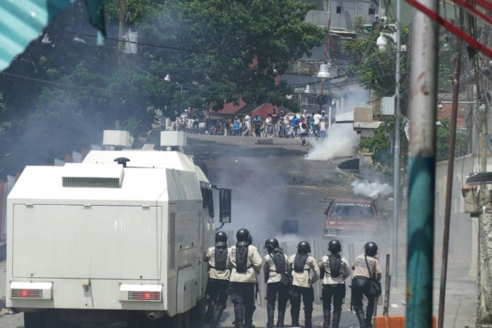 Crónica de guerra: Chávez murió en La Vega