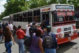 Finaliza el paro de transporte en la Isla de Margarita