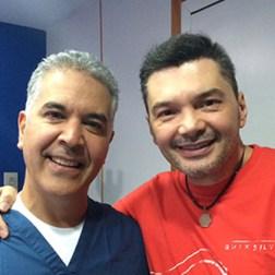 Leoncio Moncada, cirujano plástico
