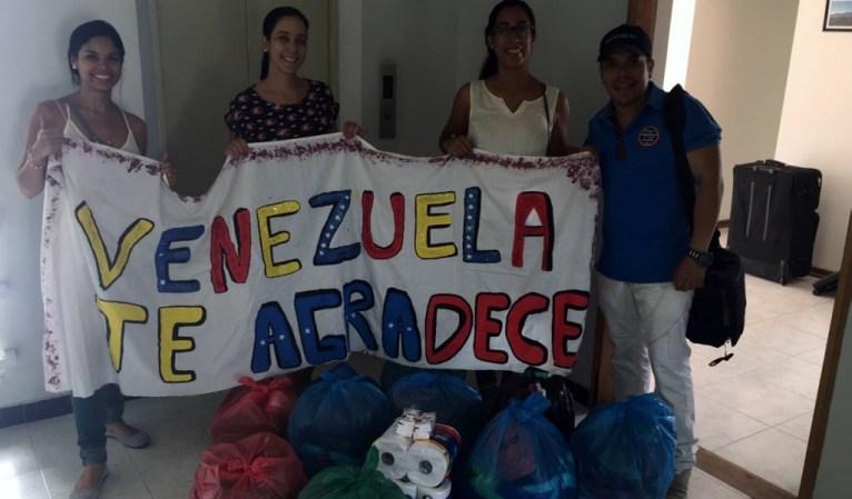 Venezolanos en Medellín
