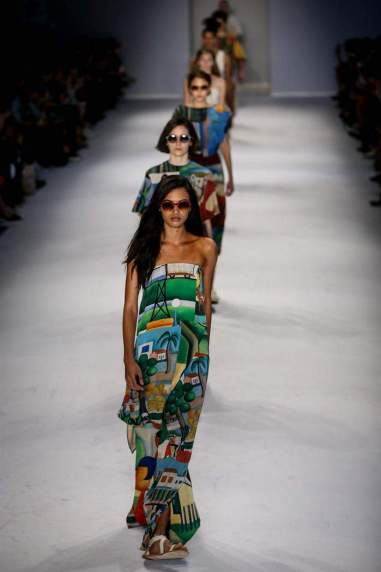 Desfile de moda/ Foto: EFE