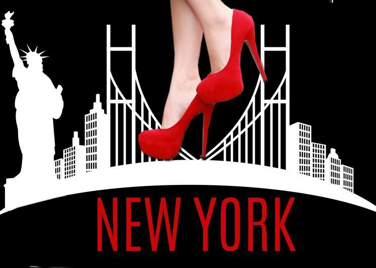 La reina del fetiche de Nueva York