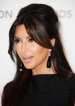 cortes-de-pelo-con-flequillo-2017-kim-kardashian-look-gringe